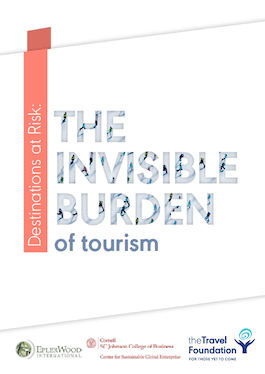 The Invisible Burden of Tourism